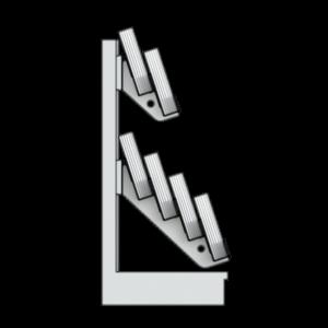6 Tier Super Low Level Gondola