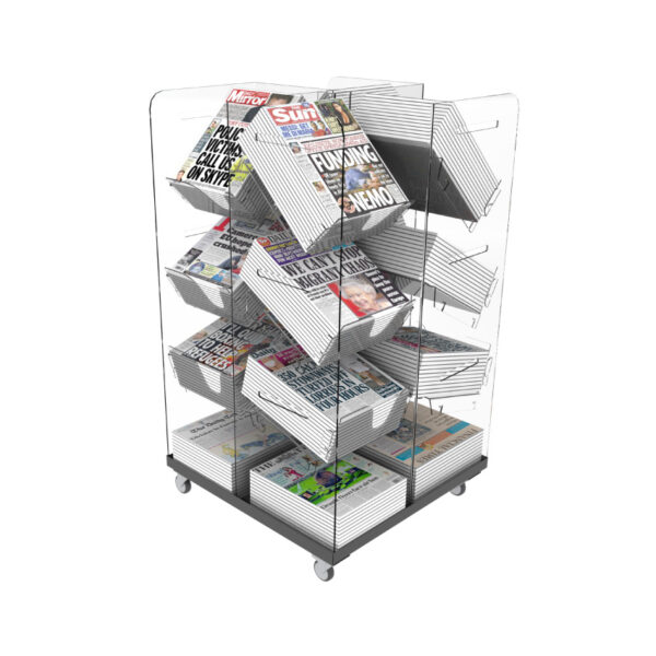 News Compact Cube