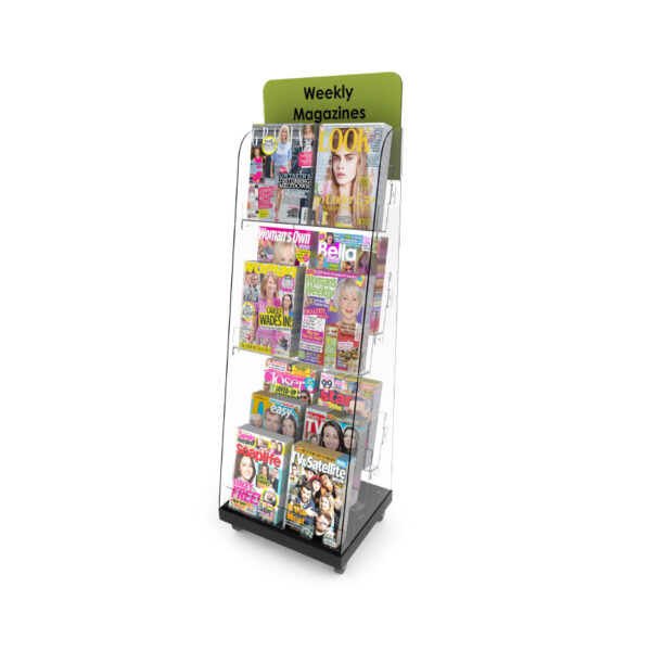Mag Harry Magazine Rack