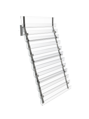 12 Tier Card Shelf