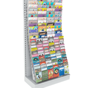 25 Tier Greeting Card Bay