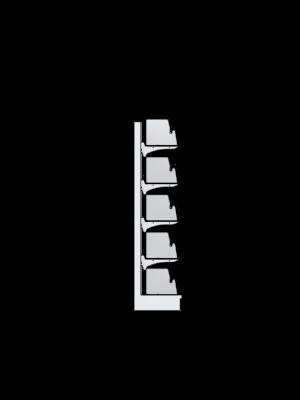 5 Tier Adjustable Snack Bay
