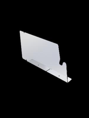 Adjustable Snack Shelf End Divider
