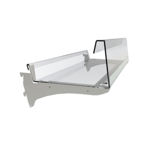Adjustable Snacks Shelf 300mm 350mm 400mm 450mm