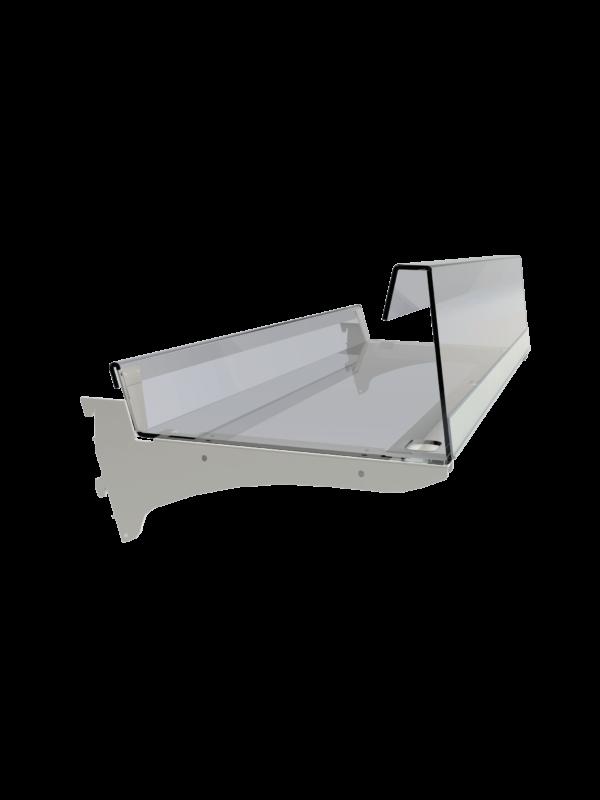 Adjustable Snacks Shelf 300mm 350mm 400mm 450mm