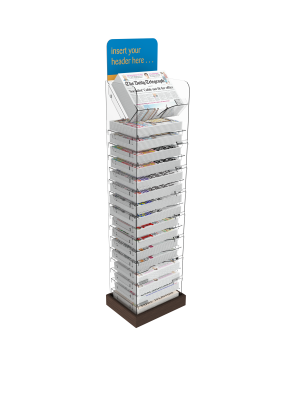 Multi Title News Tower