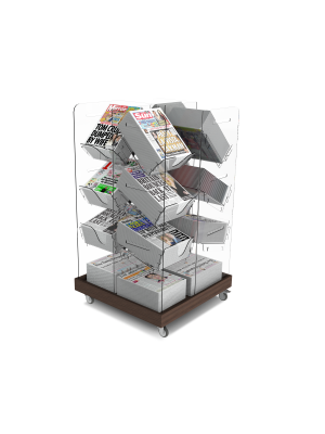 Compact News Cube