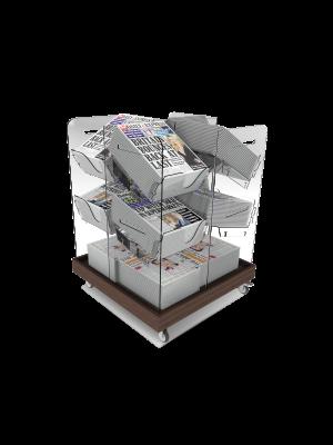 Midi Compact News Cube