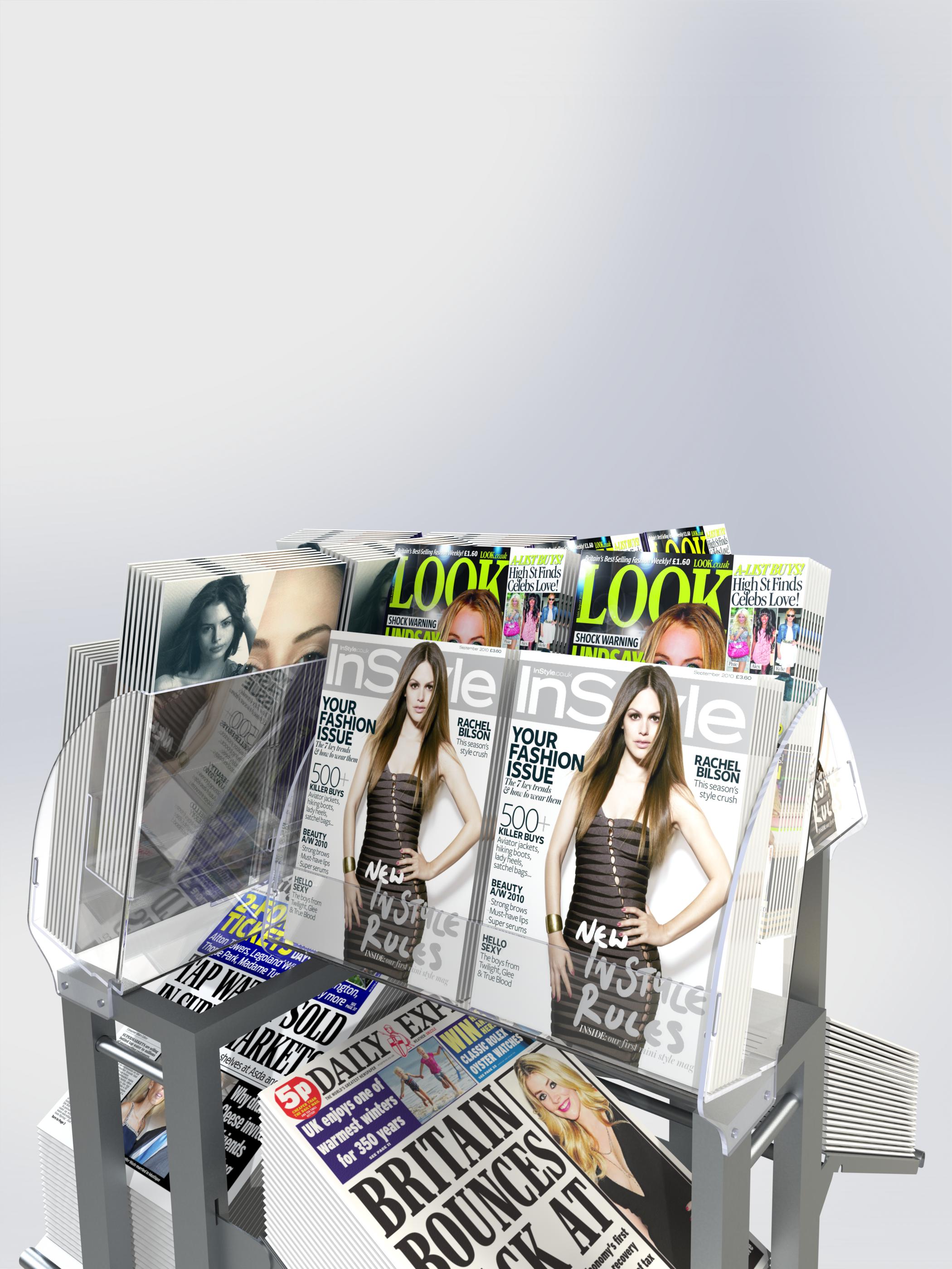 16 Face Magazine Eyeline Unit