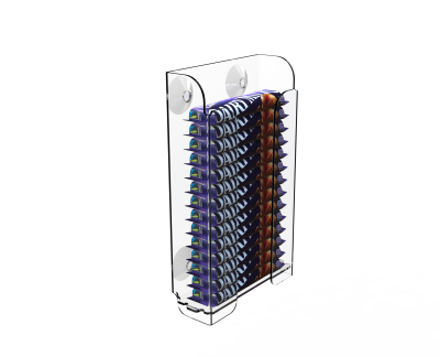 Confectionery Chiller Pocket with Confectionery