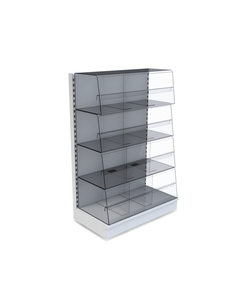 Promotional Front Snack Bins