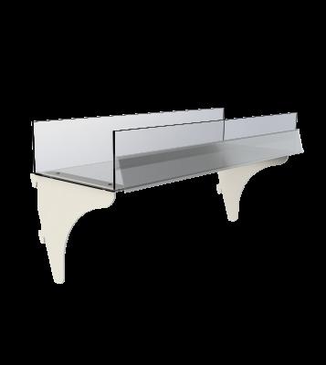 Gondola Side Display Adjustable Shelf