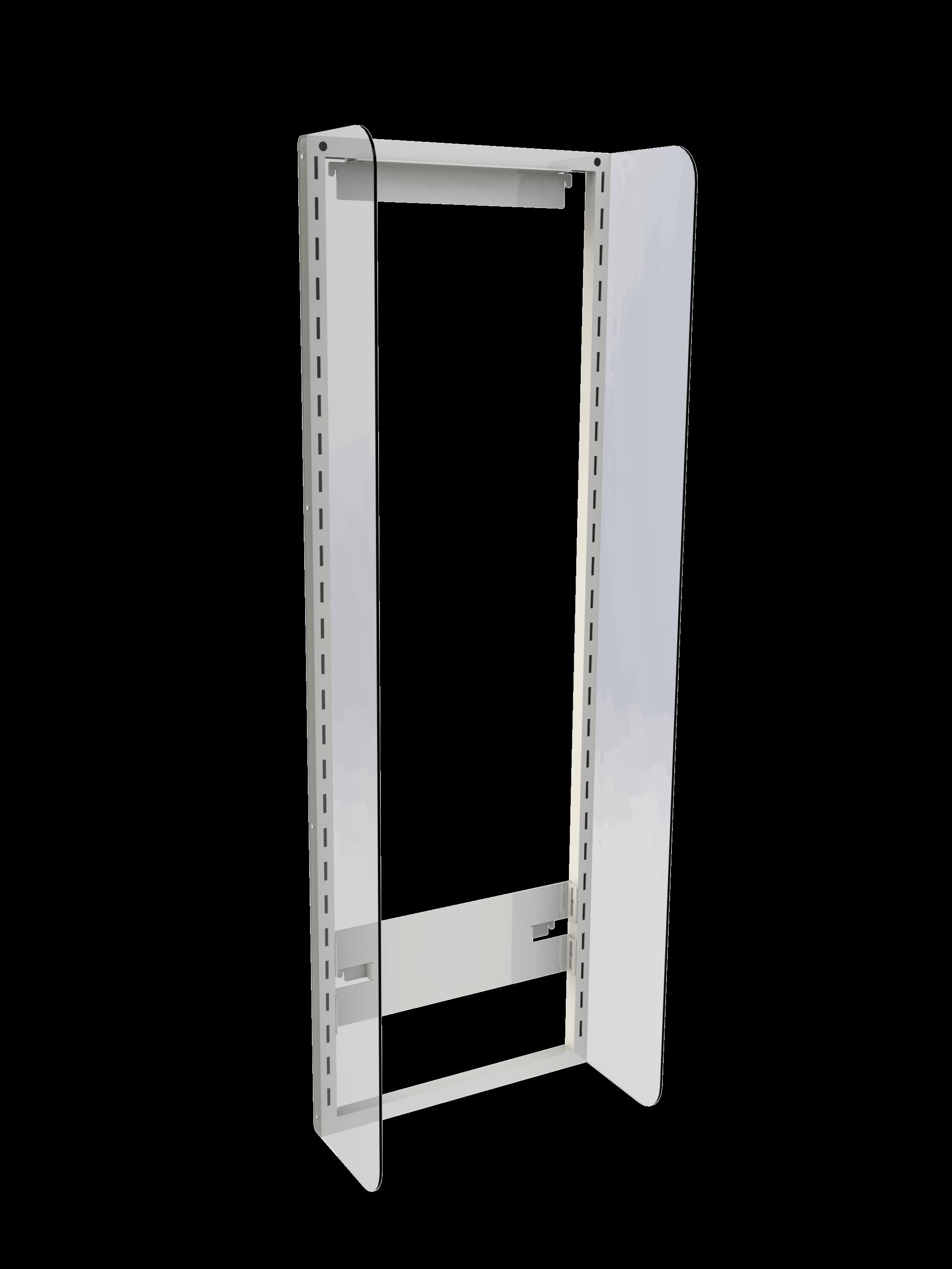 Gondola Side Display Side Frame