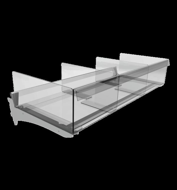 High Riser Snack Shelf 400mm