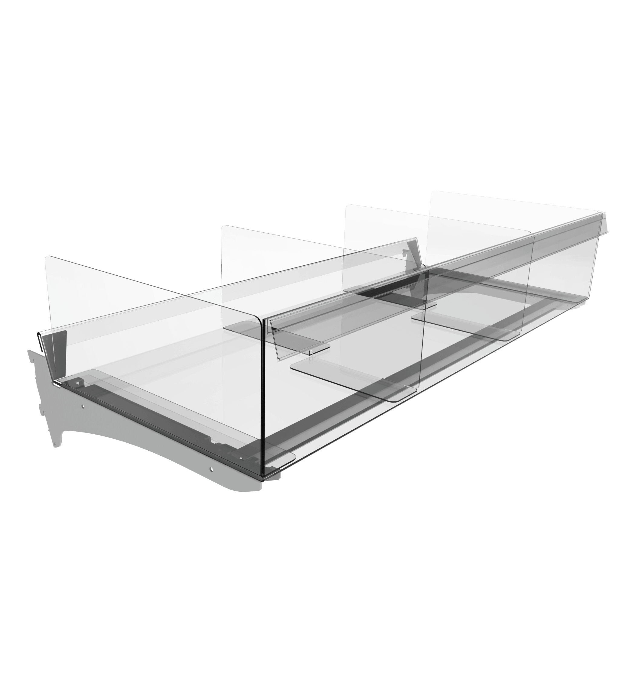 High Riser Snack Shelf 400mm