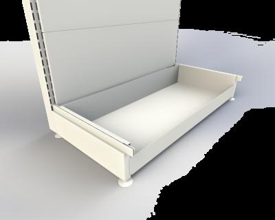 Inverted Base Tray