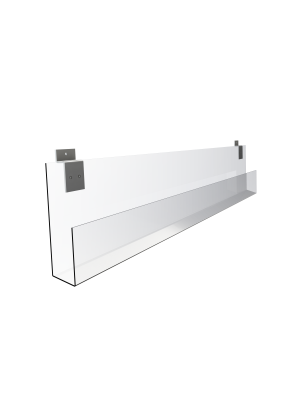Slatwall Card Shelf