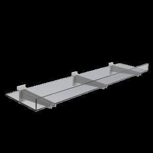 Slatwall Flat Shelf