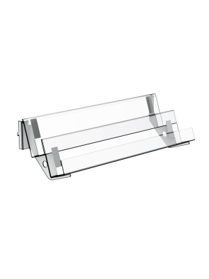 2 Tier Magazine 65/100mm