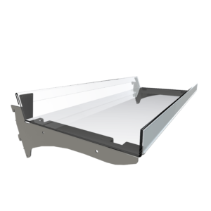Confectionery Flangle Shelves 300mm