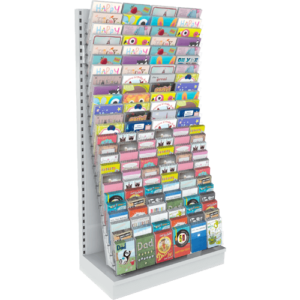 Greeting Card Bays & Shelving