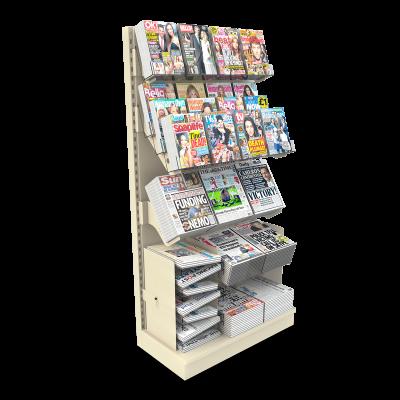 Flexi-News 1HLF Mag Wall Bay