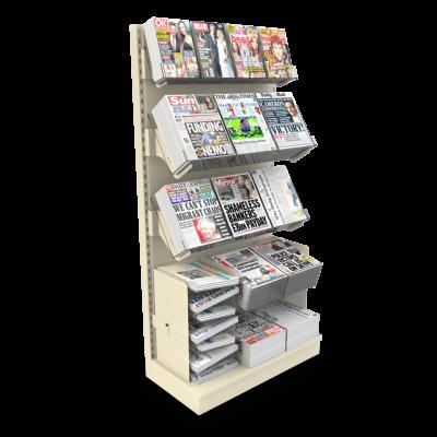 Flexi-News 1QTR Mag Wall Bay