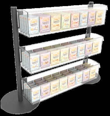 Snack Shelves