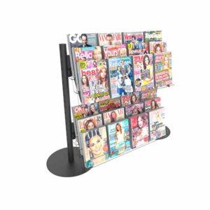 Q+4 Magazine Shelf 3T